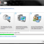 How to Speed Up Windows using Microsoft Fix It
