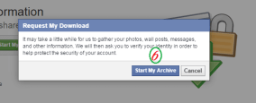 recover Facebook pictures videos & messages