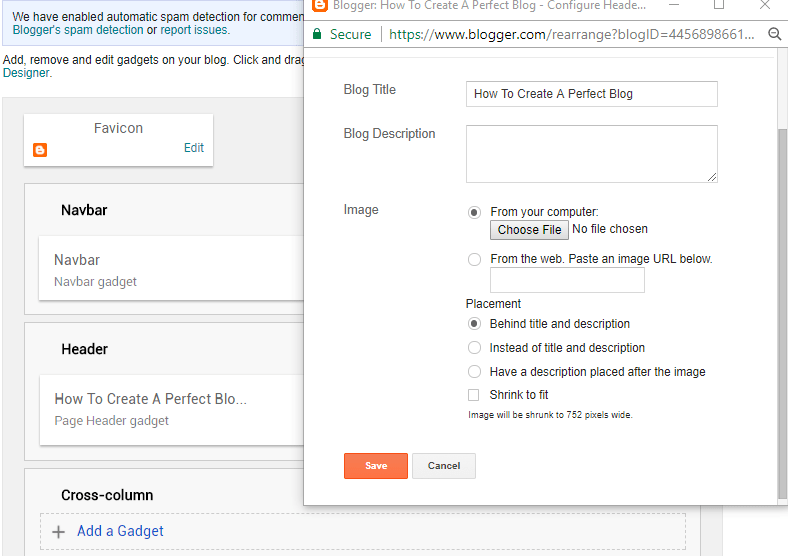 How To Create A Free Blogspot Blog [ All Easy Steps For Beginners