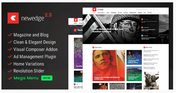 NewEdge - Responsive WordPress Magazine Theme News Portal & Magazine WordPress Theme_Newspaper WordPress ThemesNewEdge - Responsive WordPress Magazine Theme News Portal & Magazine WordPress Theme_Newspaper WordPress Themes