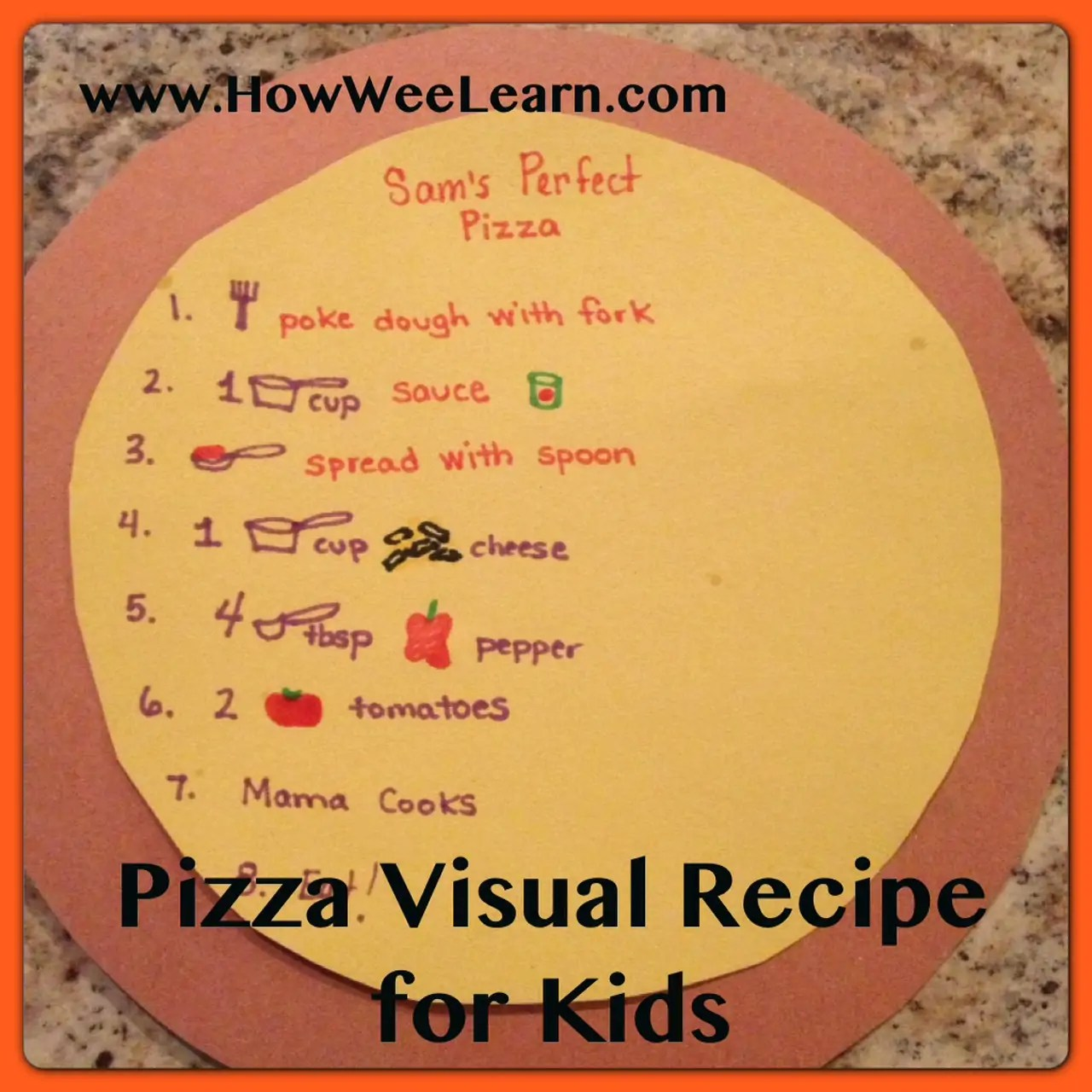 Recipes For Kids Pizza