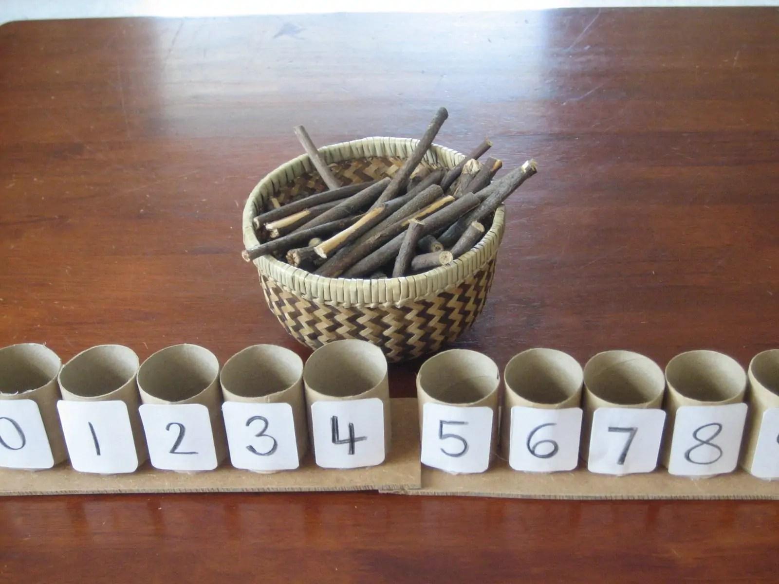 Preschool Math Activities Our Playful Math Curriculum