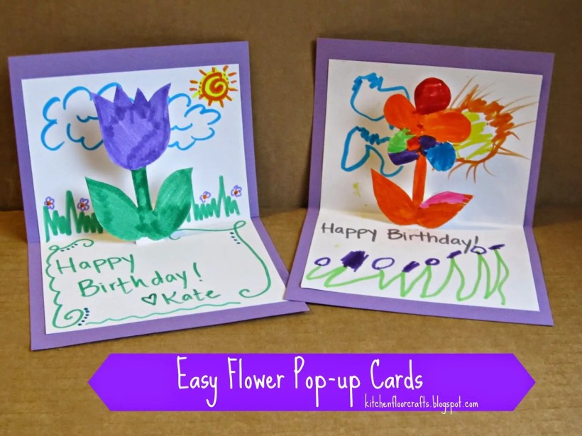 Birthday Cards For Grandma From Toddler Cardss