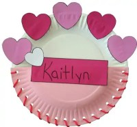 Paper Plate Valentine Crafts for Preschoolers! - How Wee Learn
