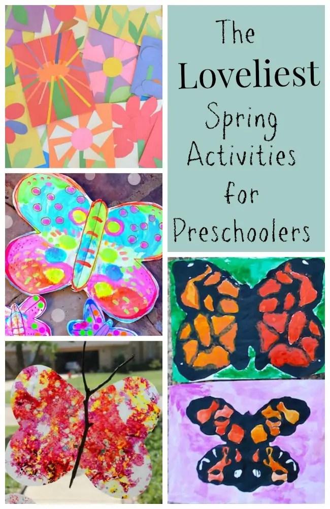 the loveliest spring activities