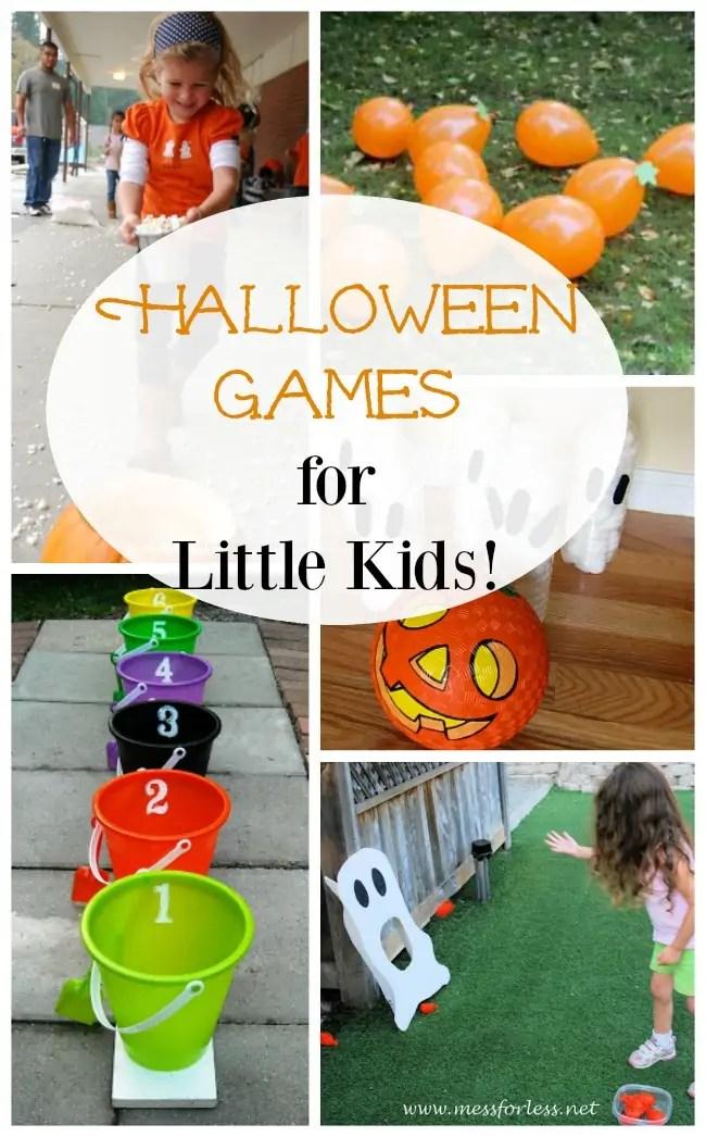 halloween games for kids