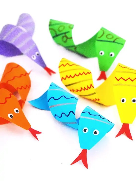Construction Paper Crafts For Kids To Make How Wee Learn