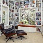 My future reading room