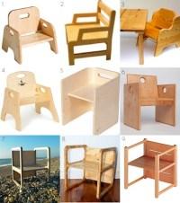 Montessori Weaning Chair Round-Up - how we montessori