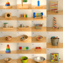 Toys Materials Shelves And Rotation At 17 Months How