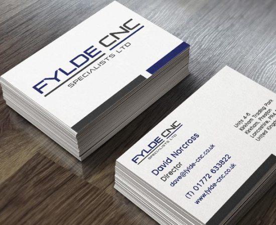 Howzit Media Marketing, Fylde CNC logo