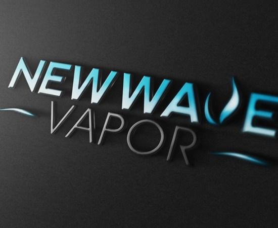 Howzit Media Marketing, New Wave Vapor logo