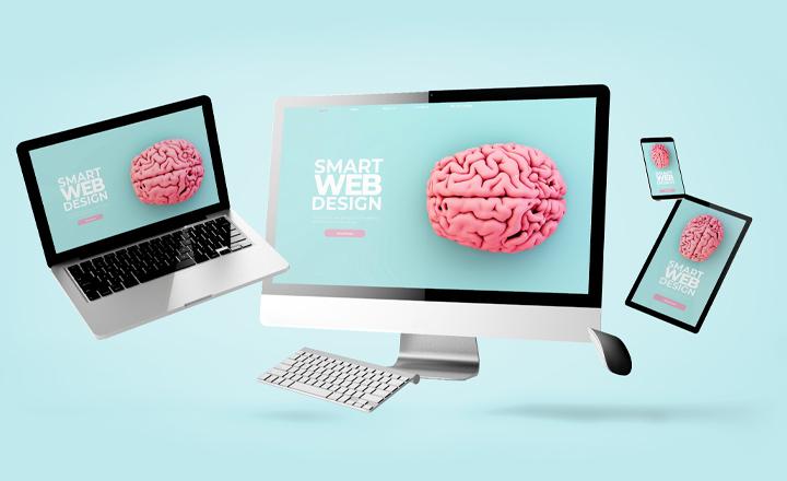 Responsive Website Design light image