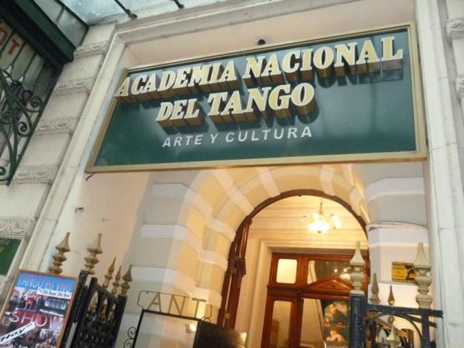 Hoy Milonga: Catálogo - Academia Nacional del Tango