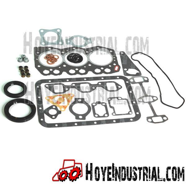 Yanmar Industrial Engine Parts: Gasket Kit 3TNA72 use