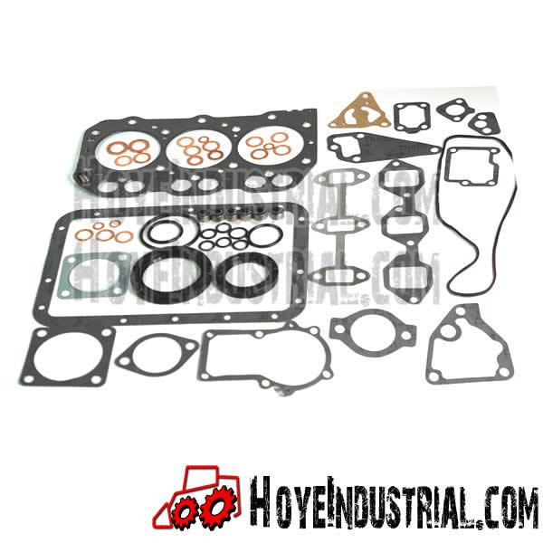 Yanmar Industrial Engine Parts: Gasket Kit