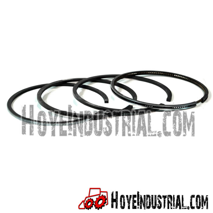 Yanmar Industrial Engine Parts: Piston Rings (per cylinder
