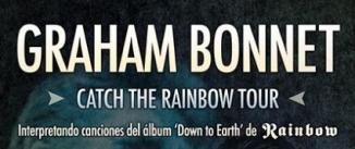 Ir al evento: GRAHAM BONNET en Madrid