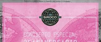 Ir al evento: Concierto especial 25 aniversario Siroco: FLACOS y KNAPPA