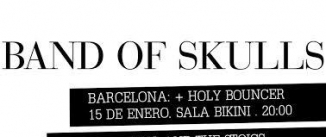 Ir al evento: BAND OF SKULLS + Zeno and the Stoics