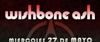 Ir al evento: WISHBONE ASH