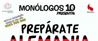 Ir al evento: PREPÁRATE ALEMANIA
