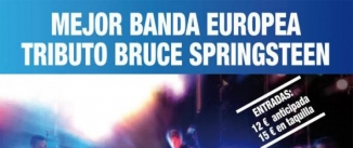 Ir al evento: SPIRITS IN THE NIGHT. Tributo a BRUCE SPRINGSTEEN