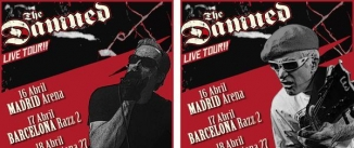 Ir al evento: THE DAMNED