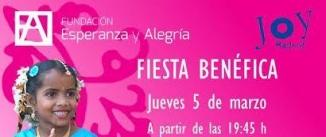 Ir al evento: Fundación Ciudad ESPEREANZA Y ALEGRÍA