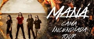 Ir al evento: MANÁ - Cama Incendiada Tour