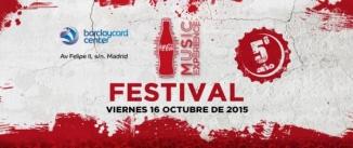 Ir al evento: Concierto COCA COLA Music Experience