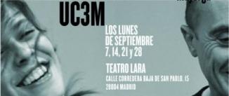 Ir al evento: Proyectos Máster Creación Teatral UC3M