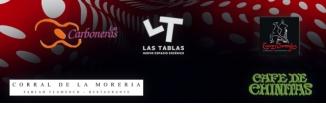 Ir al evento: Café de Chinitas, Corral de la Morería, Las Carboneras, Las Tablas, Torres Bermejas ASOCIACIÓN DE TABLAOS FLAMENCOS DE MADRID