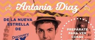 Ir al evento: LA GRAN ILUSIÓN, Antonio Díaz