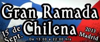 Ir al evento: GRAN RAMADA CHILENA