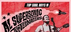 Ir al evento: AL SUPERSONICS and THE TEENAGGERS