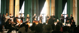 Ir al evento: CANTATAS TIEMPO PASIÓN & Missa Brevis A-Dur