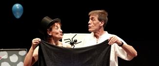 Ir al evento: BESOS en Fringe Madrid