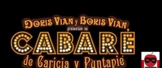 Ir al evento: CABARÉ DE CARICIA Y PUNTAPIÉ