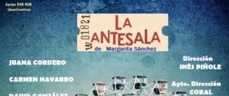 Ir al evento: LA ANTESALA de Margarita Sánchez