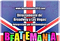 Ir al evento: BEATLEMANIA