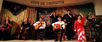 Ir al evento: SUMA FLAMECA 2014 en Café de Chinitas