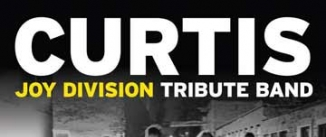 Ir al evento: CURTIS (a Joy Division Tribute band) + Organic