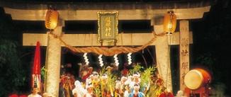 Ir al evento: DAI-DENGAKU (el Gran Baile Rural)