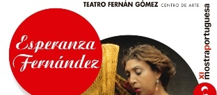 Ir al evento: ESPERANZA FERNÁNDEZ Mi voz en tu palabra (canta a Saramago)