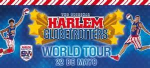 Ir al evento: HARLEM GLOBETROTTERS