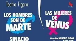Ir al evento: LOS HOMBRES SON DE MARTE Y LAS MUJERES DE VENUS