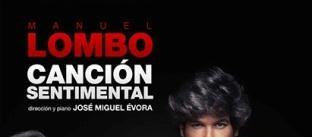 """Ir al evento: Manuel Lombo """"CANCIÓN SENTIMENTAL"""""""