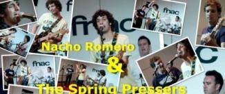 Ir al evento: NACHO ROMERO & THE SPRING PRESSERS (FOLK-ROCK)