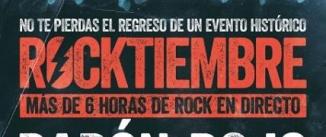 Ir al evento: ROCKTIEMBRE 2016